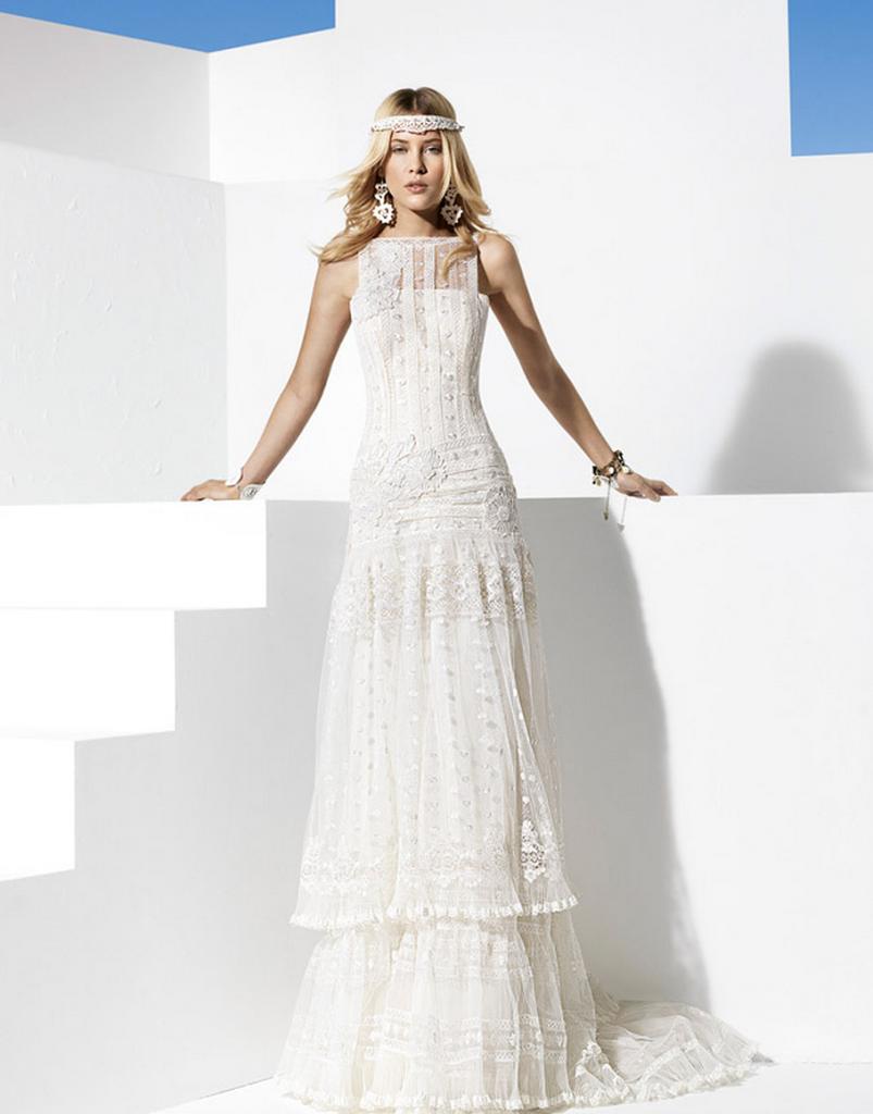 Vistoso Vestido De Novia St Louis Colección de Imágenes - Ideas de ...