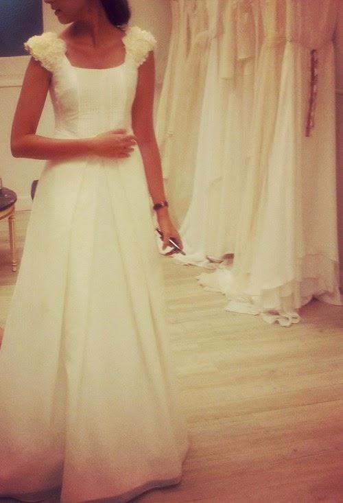 El vestido de Rocío